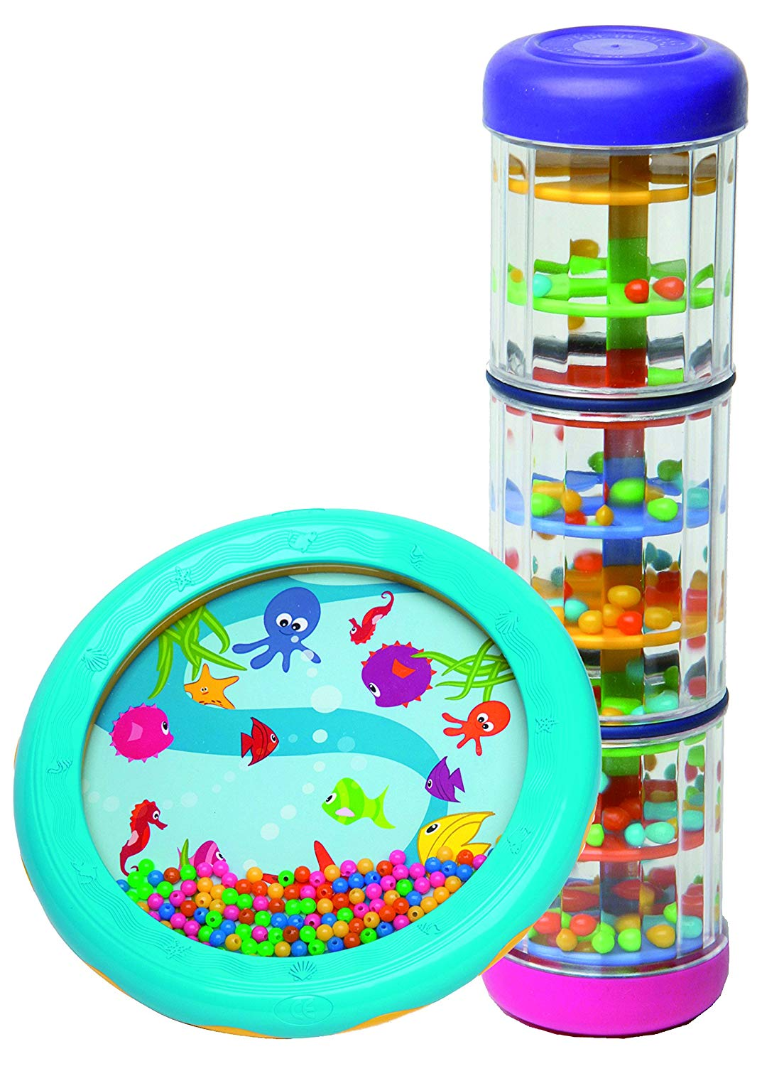 Toys For Adults With Disabilities : Shake and roll musical set sensory toys special
